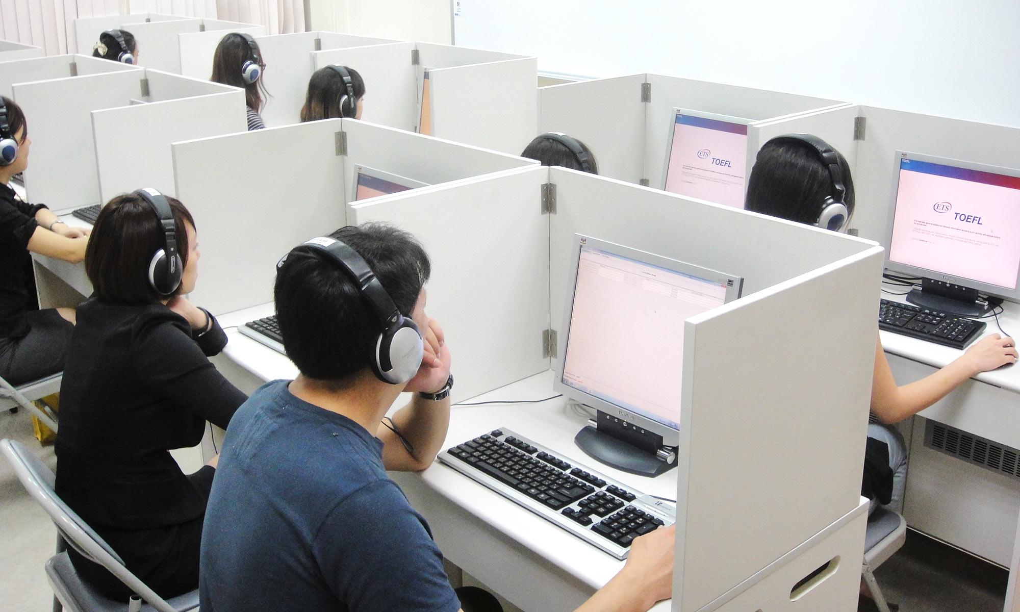 TOEFL托福補習班 時代國際原場考證