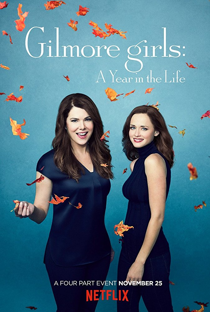【學英文方法】如何透過看美劇學習正確的英文 - 《奇異果女孩 - Gilmore Girls》
