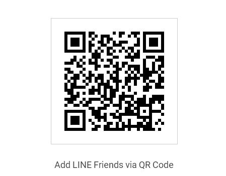 加入官方line