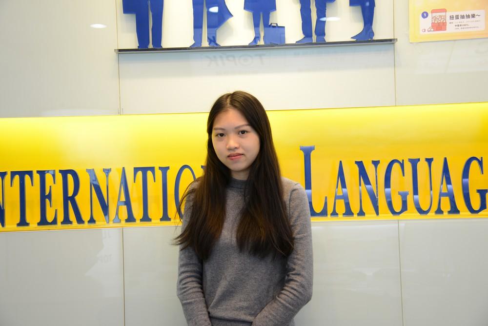 陳同學為了申請歐洲的大學考到IELTS7.5