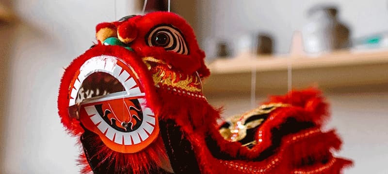 lion dance/ dragon dance 舞龍、舞獅