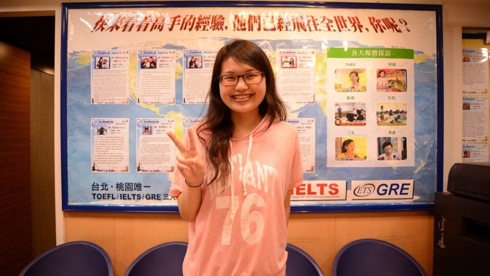 選擇時代國際雅思補習班,韓同學考到雅思7分!