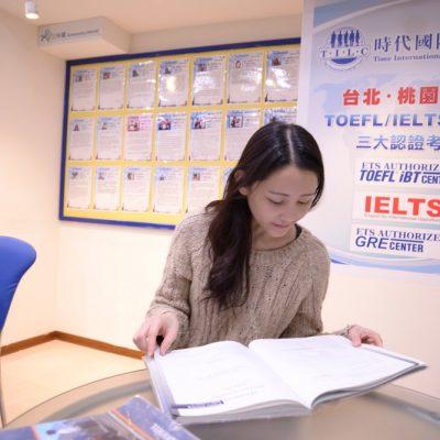 選擇時代國際雅思補習班的薛同學,考到雅思7分可以出國留學了!