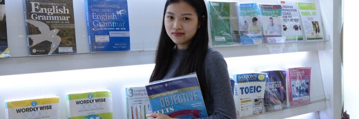 為了申請歐洲的大學,陳同學選擇時代國際雅思補習班考到IELTS7.5