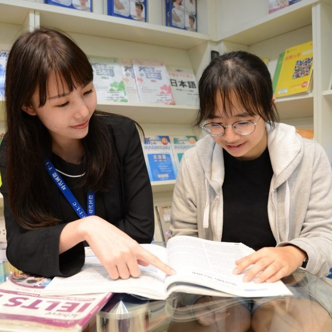時代國際專業一對一顧問量身規劃IELTS雅思課程,隨時追蹤學員進步狀況。